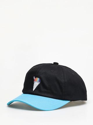 DGK Icey Strapback ZD Cap (black)