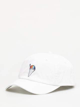 DGK Icey Strapback ZD Cap (white)