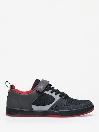 Es Accel Plus Ever Stitch Shoes (grey/red)