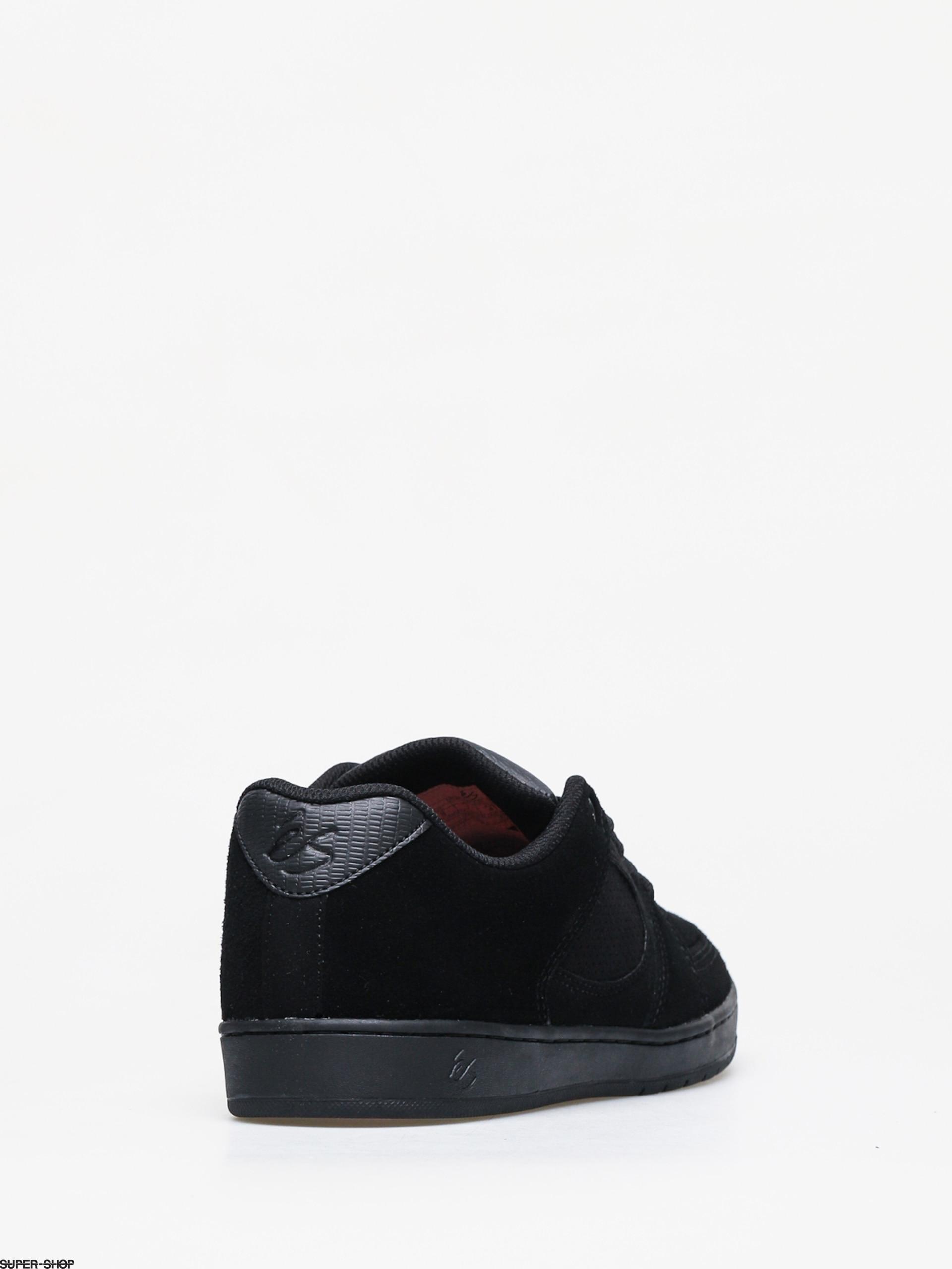 Es Accel Slim Shoes (black/black/black)