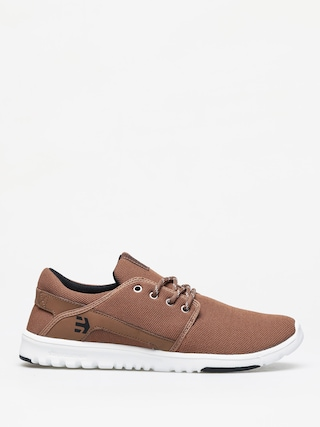 Etnies Scout Shoes (tan/black)