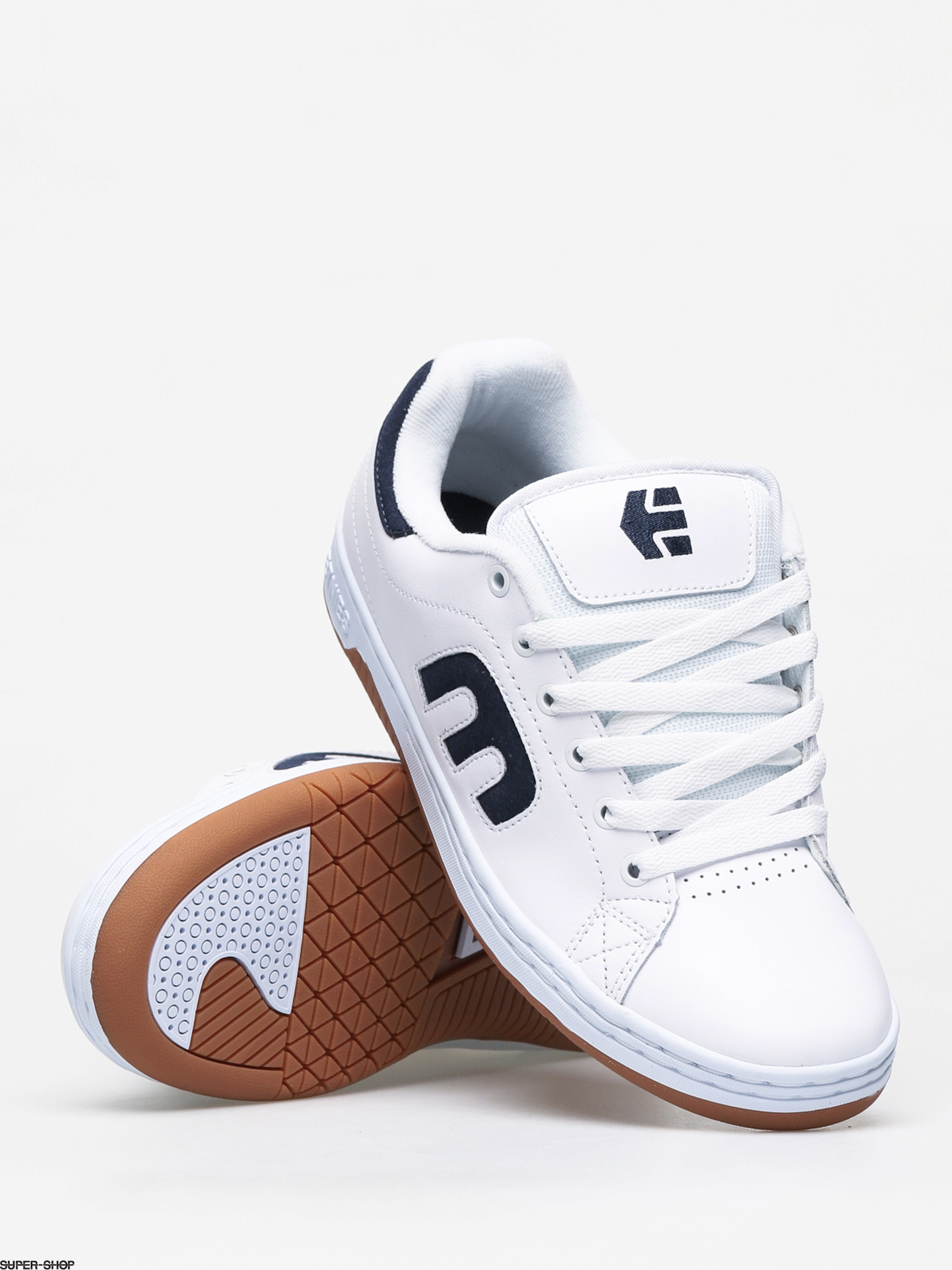 Etnies Calli Cut Shoes (white/navy/gum)