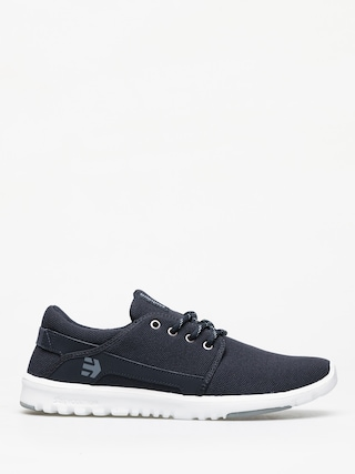 Etnies Scout Shoes (navy/silver)