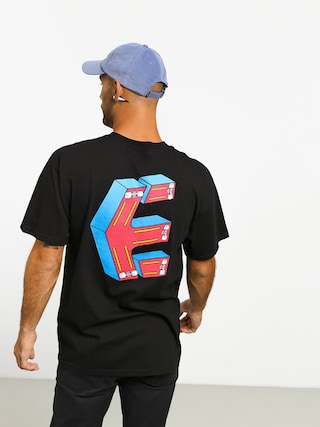 Etnies Phil Morgan Crazee Skate T-shirt (black)