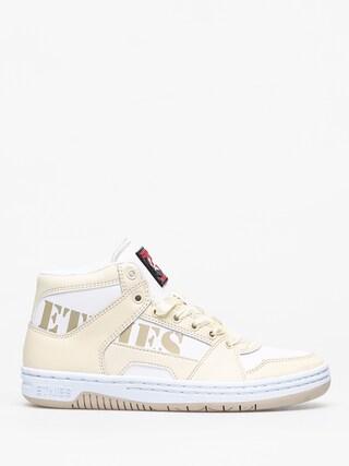 Etnies Mc Rap High Shoes Wmn (tan/white)