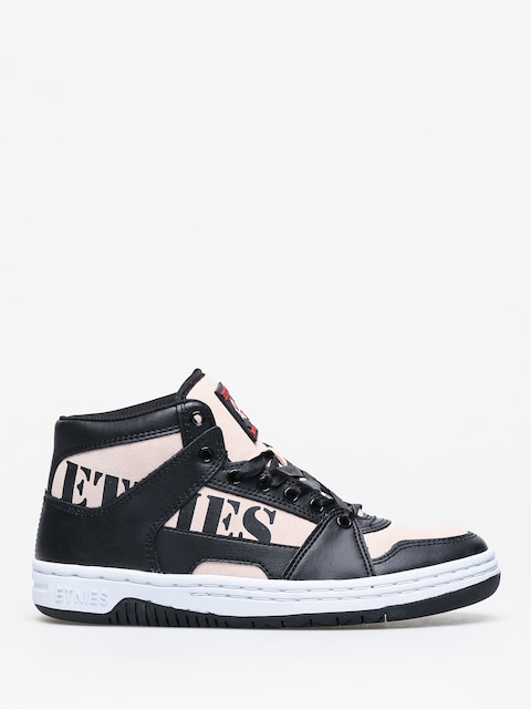 Etnies Mc Rap High Shoes Wmn (black/pink)
