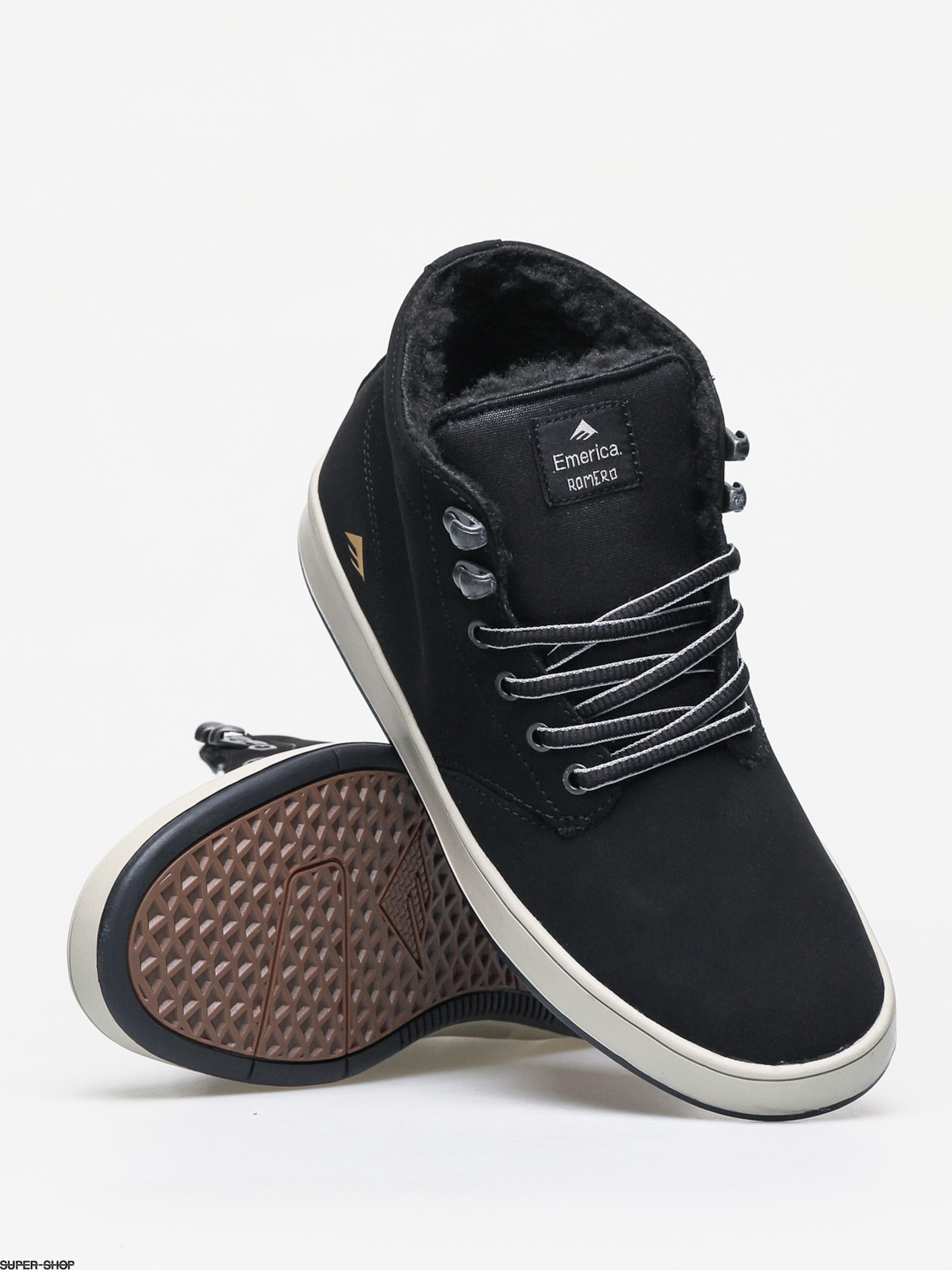 Emerica Romero Laced High Shoes (black)