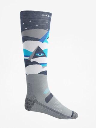 Burton Performance Ultralight Socks (gray heather)