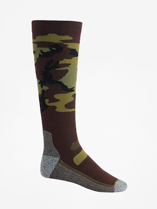 Burton Performance Ultralight Socks (camo)