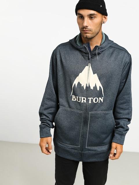 Burton Oak ZHD Hoodie (dress blue heather)