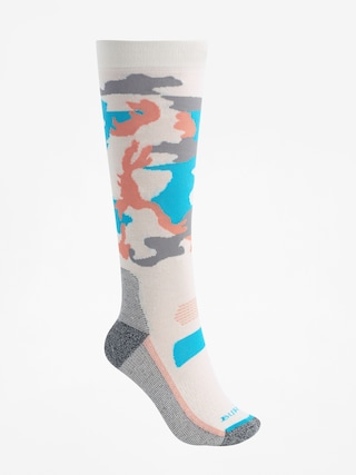 Burton Performance Ultralight Socks Wmn (camo)