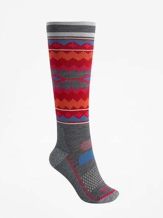 Burton Performance Ultralight Socks Wmn (gray heather)