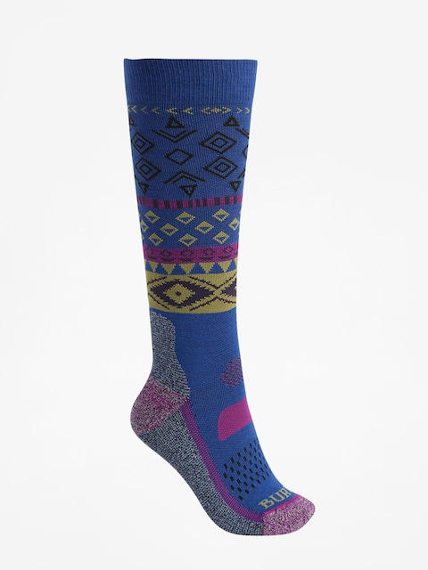 Burton Performance Lightweight Socks Wmn (royal blue)