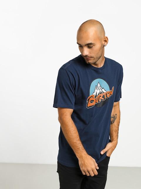 Burton Retro Mtn T-shirt (dress blue)