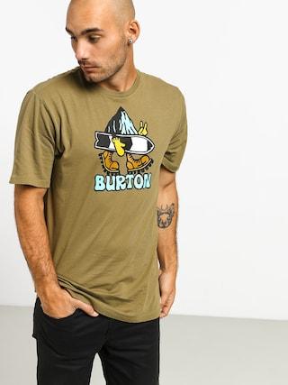 Burton Lorid T-shirt (martini olive)