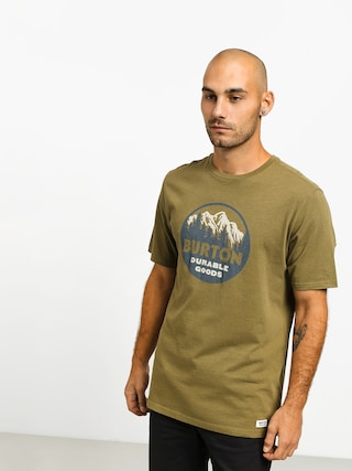 Burton Taproot Frnt T-shirt (martini olive)