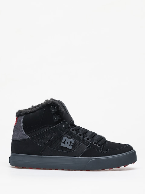 DC Pure Ht Wc Wnt Winter shoes (black/grey/red)