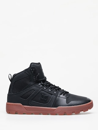 DC Pure Ht Wr Winter shoes (black/gum)