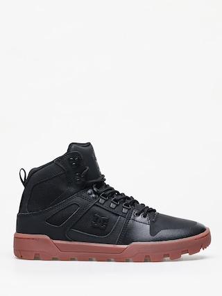 DC Pure Ht Wr Winter shoes (black/gum)