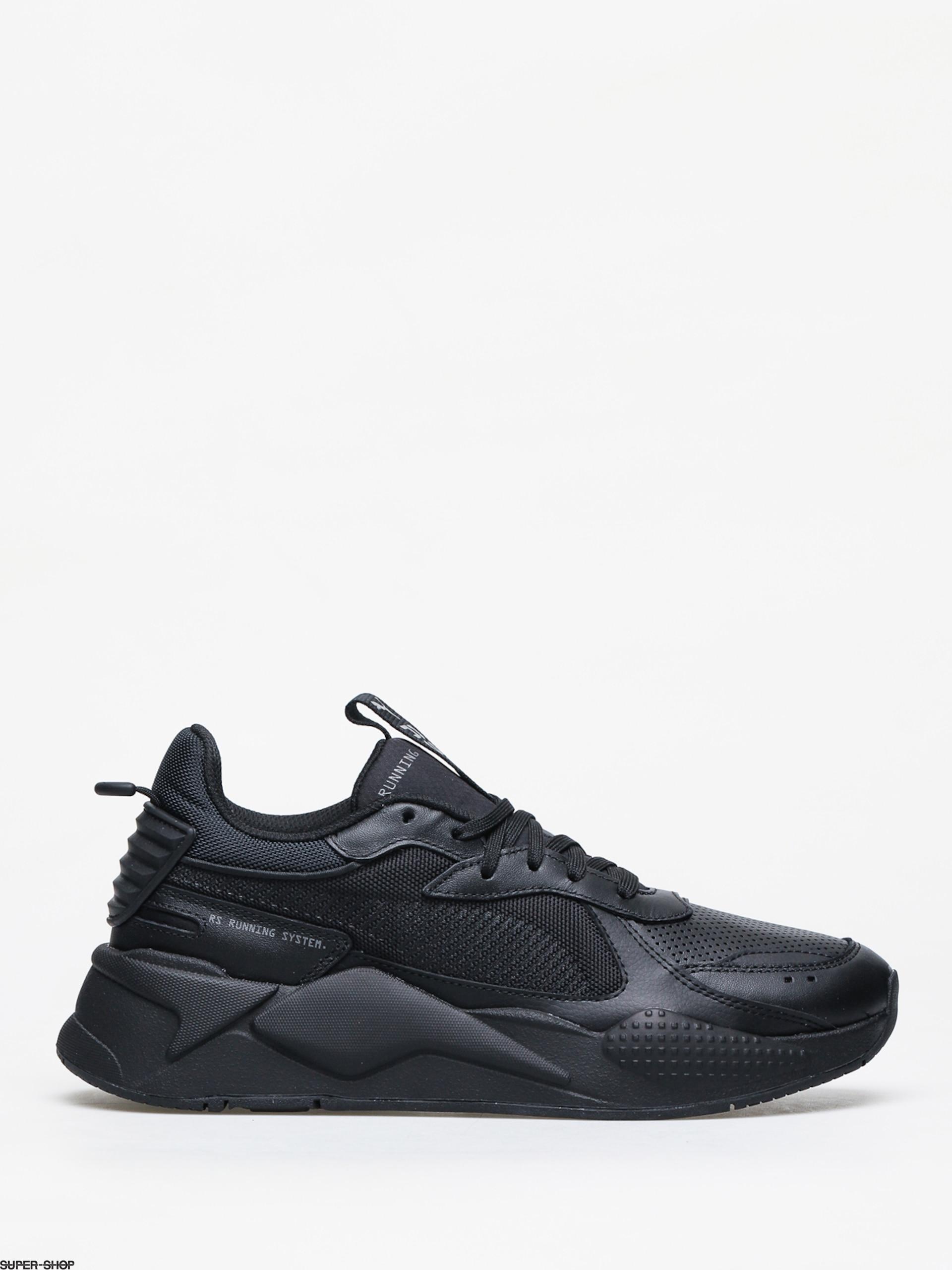 abrigo lento Mago  Puma RS X Winterized Shoes (puma black)