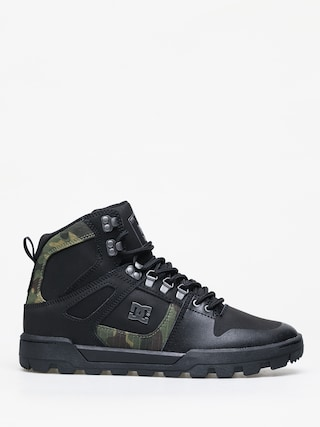 DC Pure Ht Wr Winter shoes (black/camo)