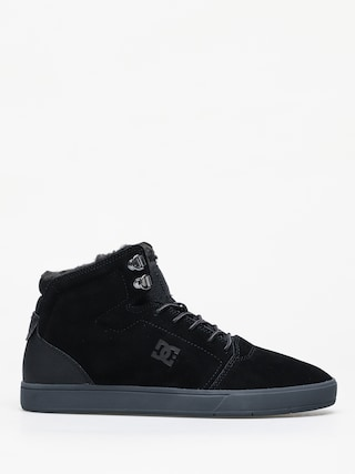 DC Crisis High Wnt Winter shoes (black/grey)