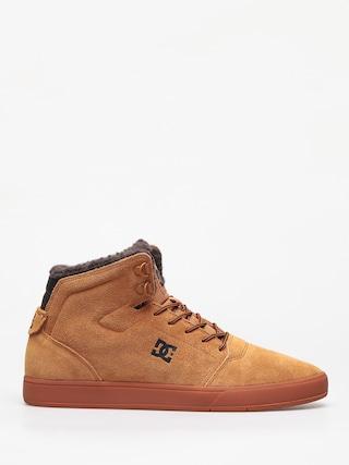 DC Crisis High Wnt Winter shoes (tan/brown)