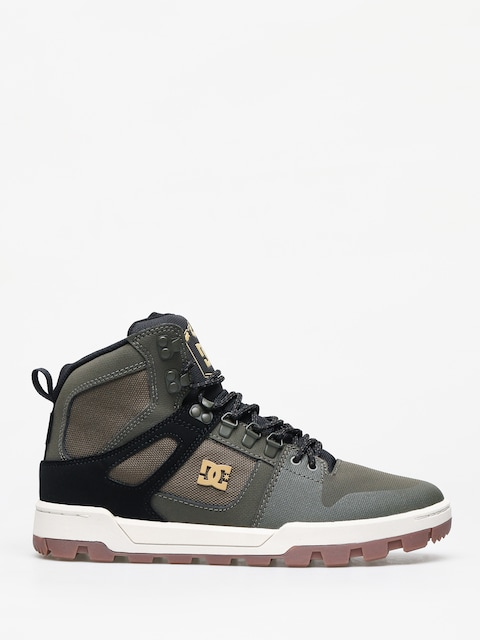 DC Pure Ht Wr Winter shoes (olive/black)