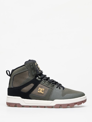 DC Pure Ht Wr Winter shoes (olive/black)
