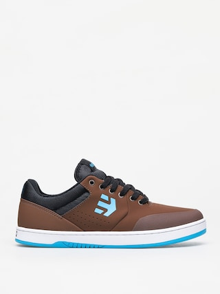 Etnies Marana Crank Shoes (brown/blue)