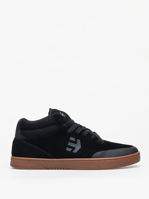 Etnies Marana Mid Shoes (black/charcoal/gum)