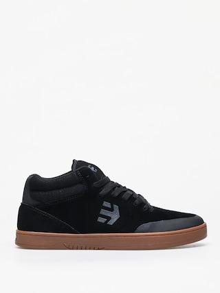 Etnies Marana Mid Shoes (black/charcoal/gum)