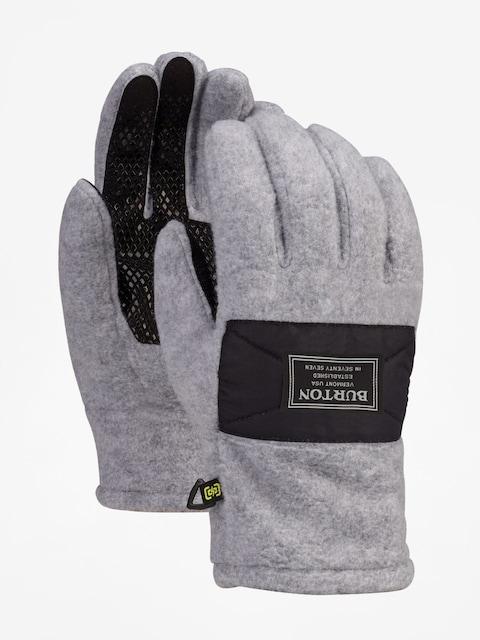 Burton Ember Fleece Glv Gloves (gray heather)
