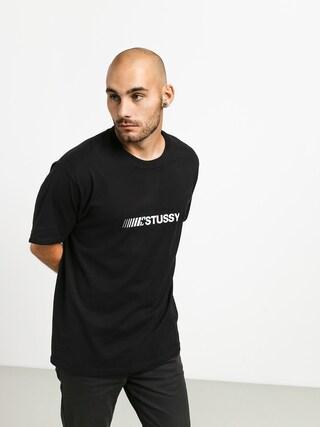 Stussy Champion T-shirt (black)