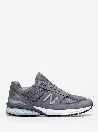 New Balance 990 Shoes (grey/white)