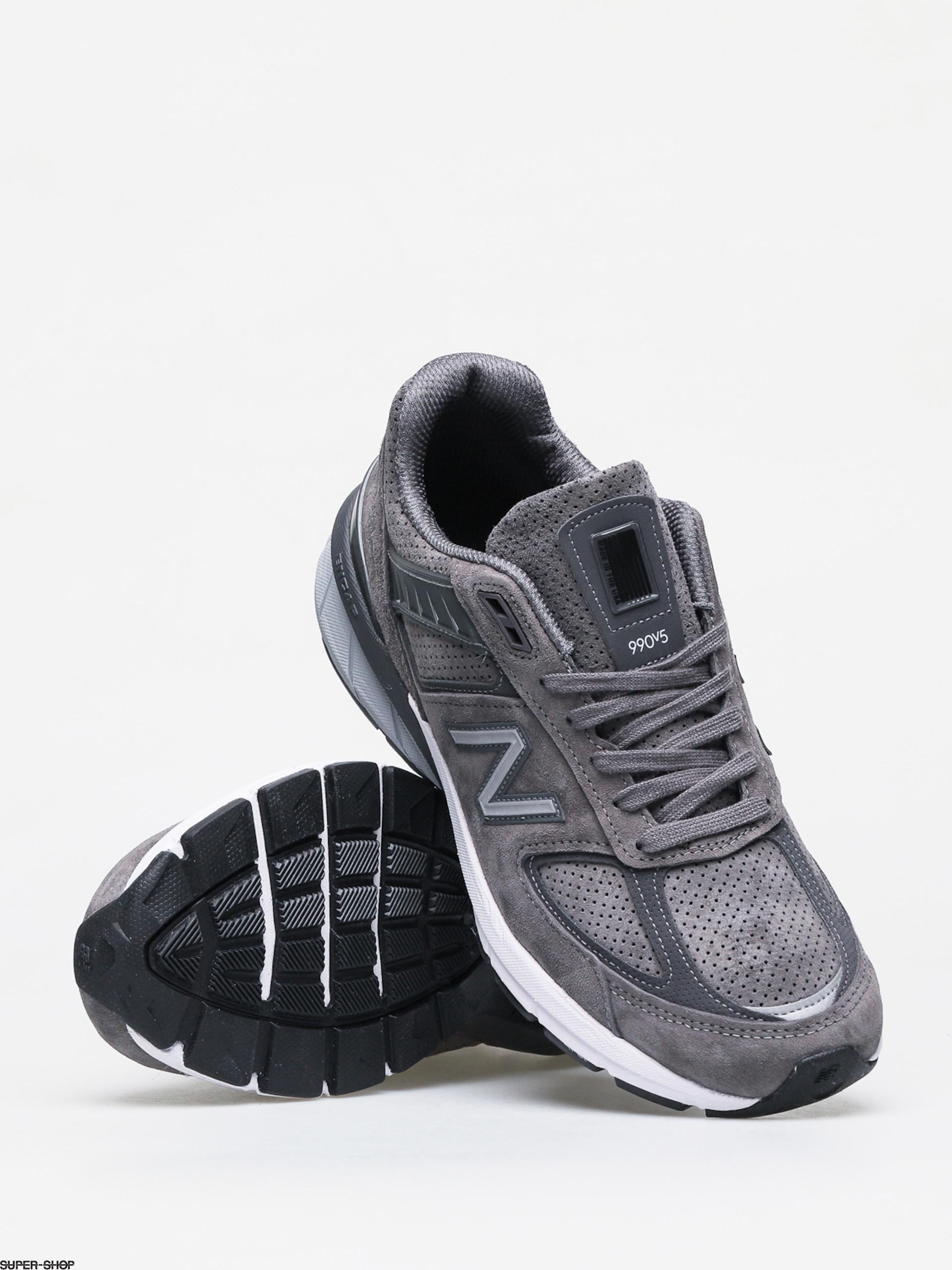 half off 44944 b16a1 New Balance 990 Shoes (grey/white)