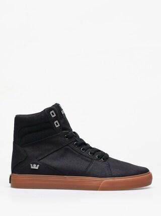 Supra Aluminum Shoes (black gum)