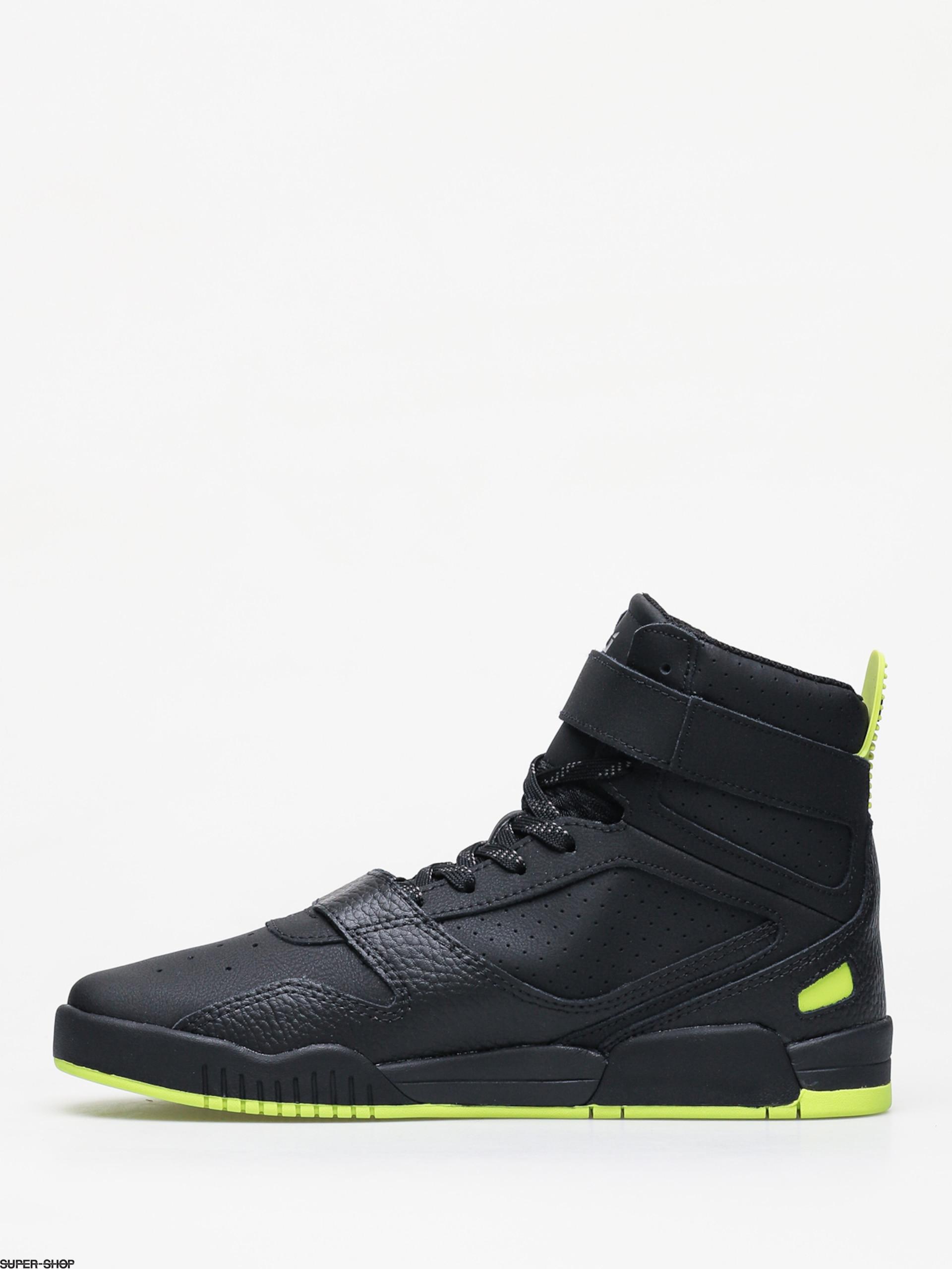 Chaussures SUPRA BREAKER black lime black