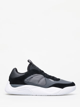 Supra Pecos Shoes (black/dk grey white)