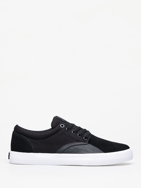 Supra Chino Shoes (black/black white)