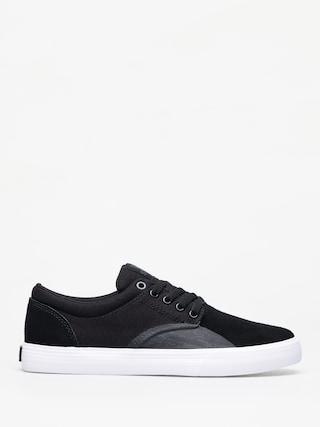 Supra Chino Shoes (black/black white)