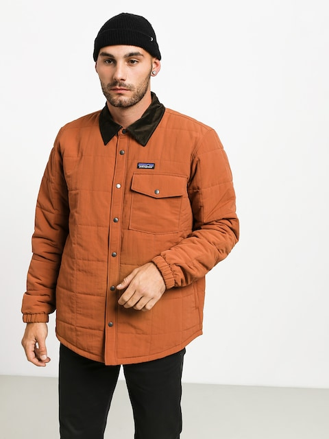 Patagonia Isthmus Quilted Jacket (sisu brown)