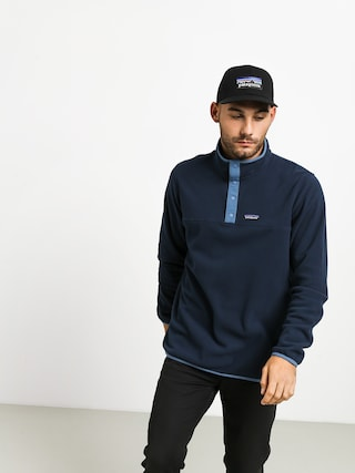 Patagonia Micro D Snap T Fleece  (new navy)