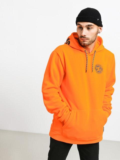 DC Snowstar HD Active sweatshirt (shocking orange)