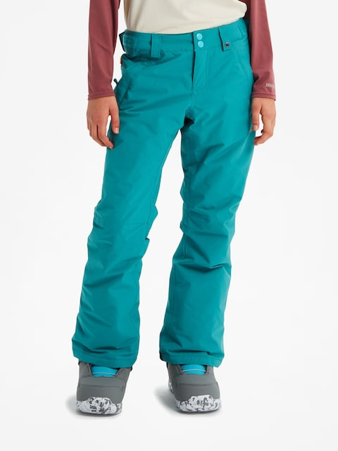 Burton Sweetart Snowboard pants (green blue slate)