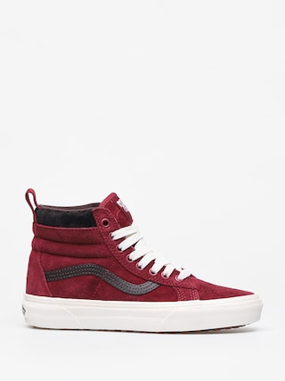 Vans Sk8 Hi Mte Shoes (biking red/charcoal)