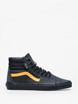 Vans Sk8 Hi Shoes (cordura black)