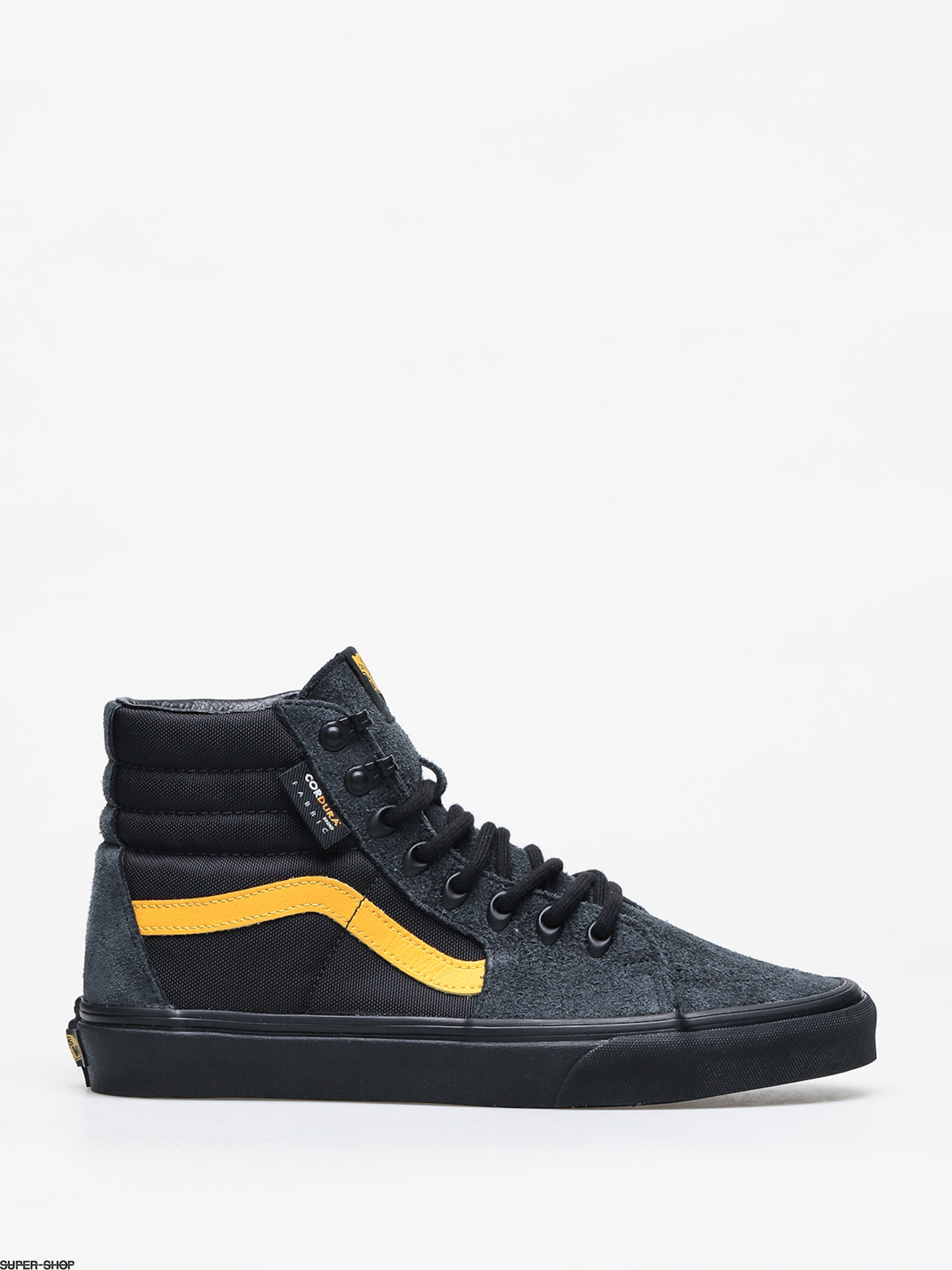 Vans Sk8 Hi Shoes (cordura black)