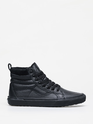 Vans Sk8 Hi Mte Shoes (leather/black)