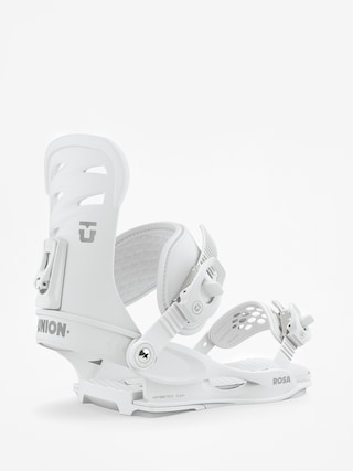 Union Rosa Snowboard bindings Wmn (white)
